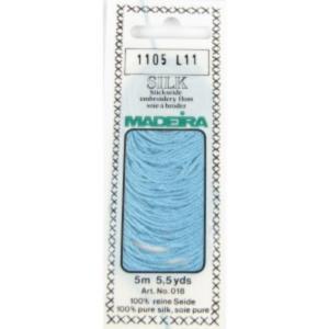 1105 Мулине Silk Madeira 5 m 4-х слойные 100% шелк