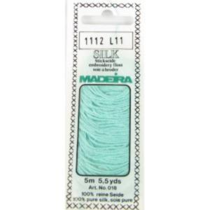 1112 Мулине Silk Madeira 5 m 4-х слойные 100% шелк