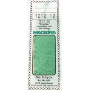 1212 Мулине Silk Madeira 5 m 4-х слойные 100% шелк