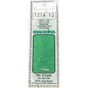 1214 Мулине Silk Madeira 5 m 4-х слойные 100% шелк