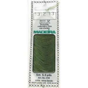 1312 Мулине Silk Madeira 5 m 4-х слойные 100% шелк