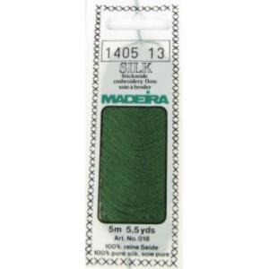 1405 Мулине Silk Madeira 5 m 4-х слойные 100% шелк