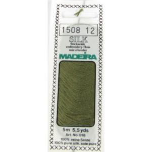 1508 Мулине Silk Madeira 5 m 4-х слойные 100% шелк