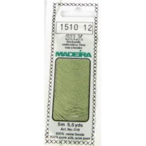 1510 Мулине Silk Madeira 5 m 4-х слойные 100% шелк