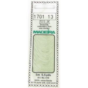 1701 Мулине Silk Madeira 5 m 4-х слойные 100% шелк