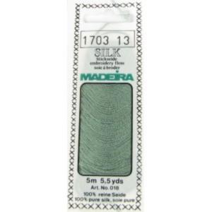 1703 Мулине Silk Madeira 5 m 4-х слойные 100% шелк