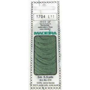 1704 Мулине Silk Madeira 5 m 4-х слойные 100% шелк