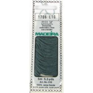 1706 Мулине Silk Madeira 5 m 4-х слойные 100% шелк