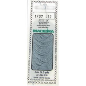 1707 Мулине Silk Madeira 5 m 4-х слойные 100% шелк