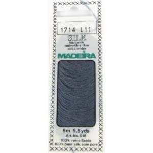 1714 Мулине Silk Madeira 5 m 4-х слойные 100% шелк