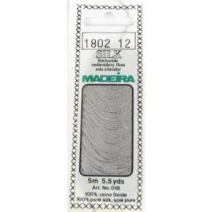 1802 Мулине Silk Madeira 5 m 4-х слойные 100% шелк