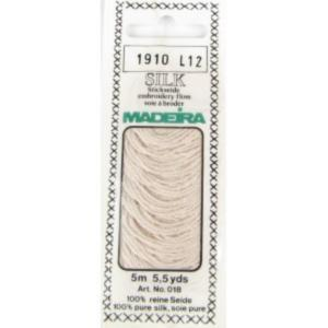 1910 Мулине Silk Madeira 5 m 4-х слойные 100% шелк