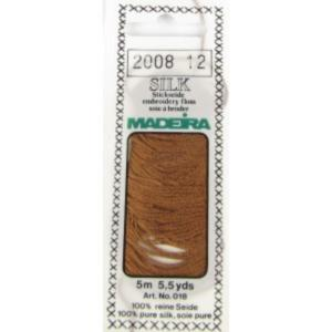 2008 Мулине Silk Madeira 5 m 4-х слойные 100% шелк