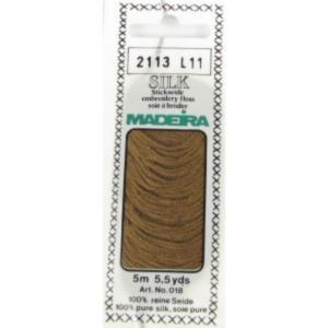 2113 Мулине Silk Madeira 5 m 4-х слойные 100% шелк