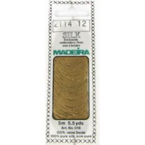 2114 Мулине Silk Madeira 5 m 4-х слойные 100% шелк