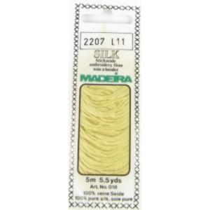 2207 Мулине Silk Madeira 5 m 4-х слойные 100% шелк
