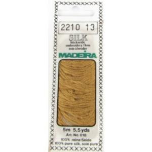 2210 Мулине Silk Madeira 5 m 4-х слойные 100% шелк