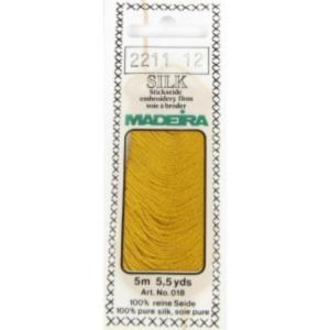 2211 Мулине Silk Madeira 5 m 4-х слойные 100% шелк
