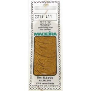 2213 Мулине Silk Madeira 5 m 4-х слойные 100% шелк