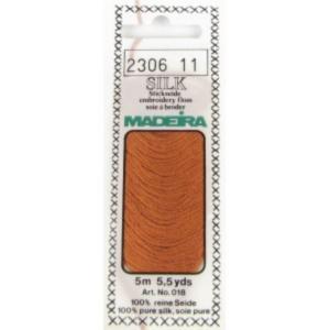2306 Мулине Silk Madeira 5 m 4-х слойные 100% шелк
