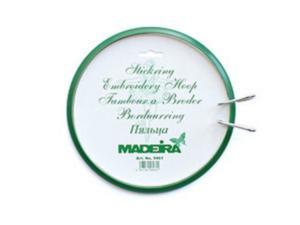 9461 Пяльцы с зажимом Ф 18 см Madeira Madeira