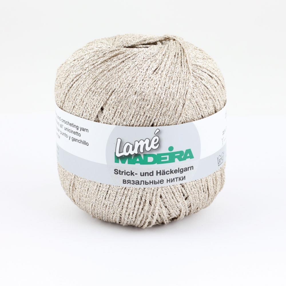 423/9814 LAME нить для вязания 175 м