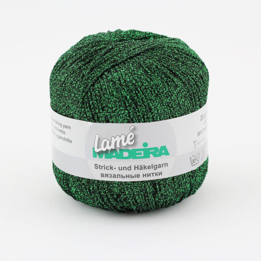 458/9814 LAME нить для вязания 175 м