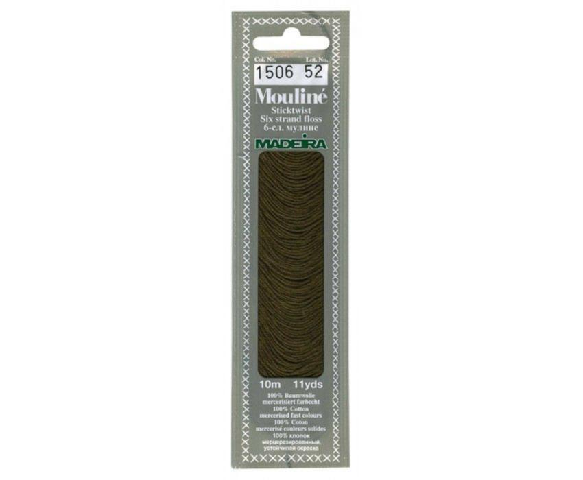 1506 Мулине Madeira 10 м