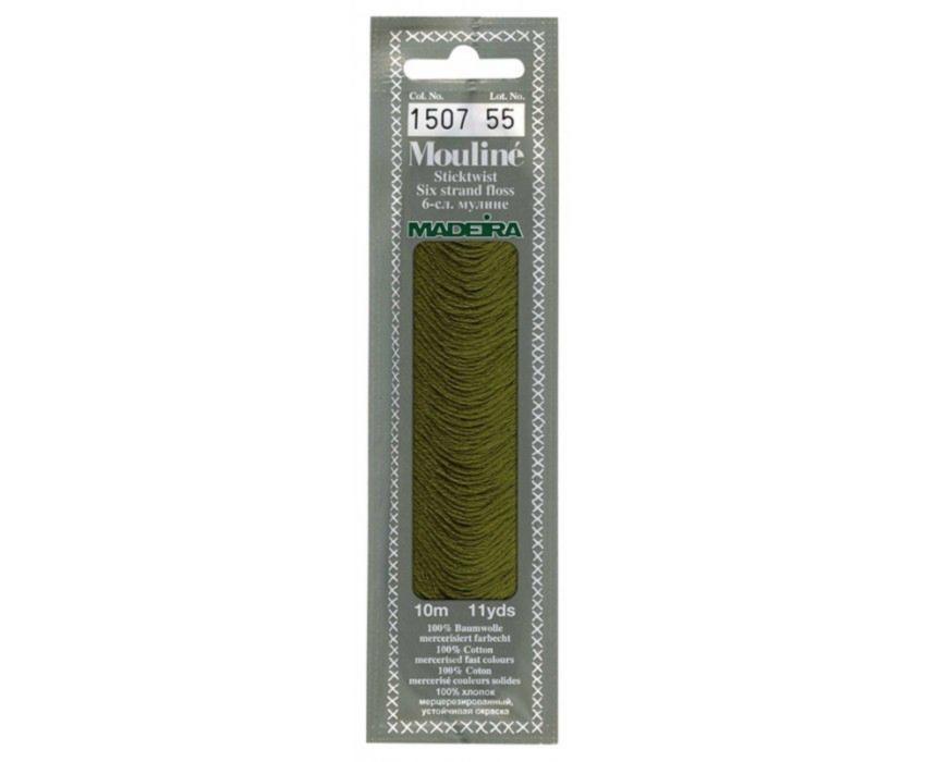 1507 Мулине Madeira 10 м