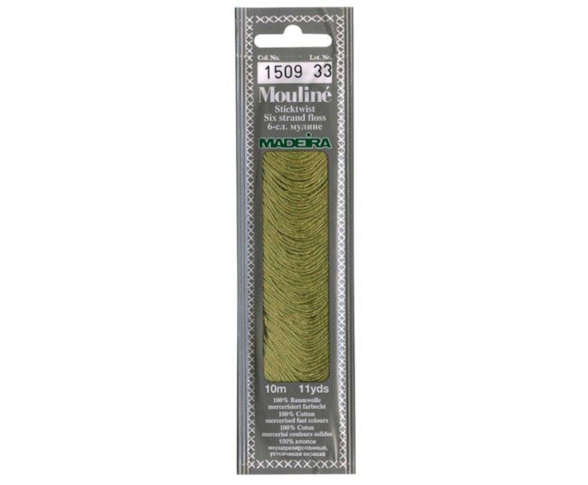 1509 Мулине Madeira 10 м