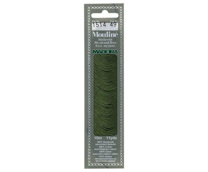 1514 Мулине Madeira 10 м