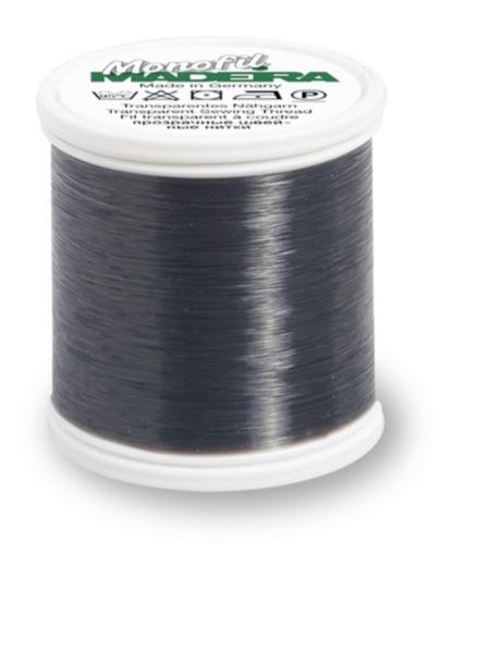 9762/1000 MONOFIL полиамид №40 прозрачные черные 500 м