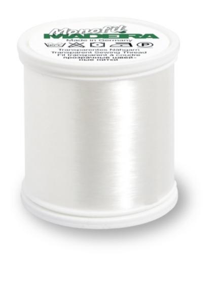 9761/1001 MONOFIL полиамид №60 прозрачные белые 1000 м