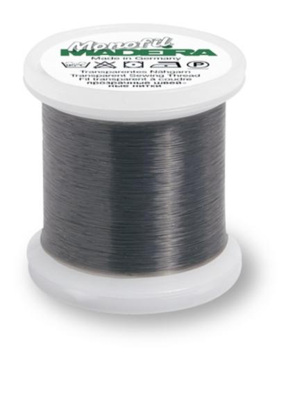 9760/1000 MONOFIL полиамид №60 прозрачные черные 200 м